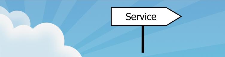 Einführung Dienstleistungen
